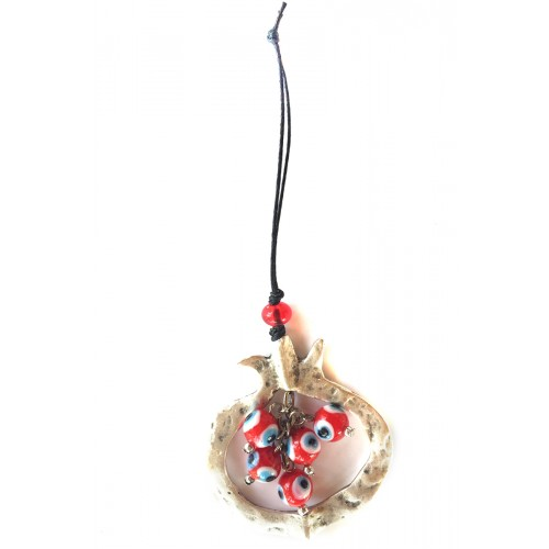 Pomegranate Charm Red - 2