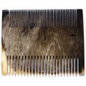 Horn Comb with Two Sides - 1