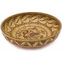 Byzantine Ceramic Plate with Little Bustard