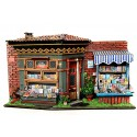 Miniature Historical Book Store in Istanbul