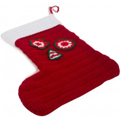 New Year Lace Sock