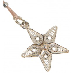 Filigree Star Pendant