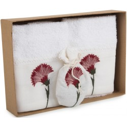 Towel Set - Clove Ornamented