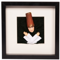 Whirling Dervish Tragacanth Doll
