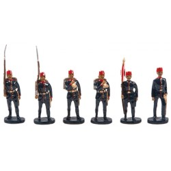 Toy Soldier Set of Ottoman Army of Balkan Wars