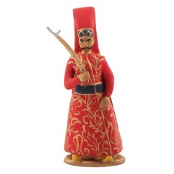 Toy Soldier Silahtar Agha Figure