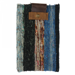 Rag Rug iPad Case - 2
