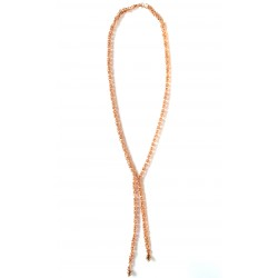 Byzantian Chain Copper Necklace